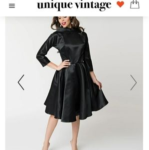 Unique Vintage Lana LBD